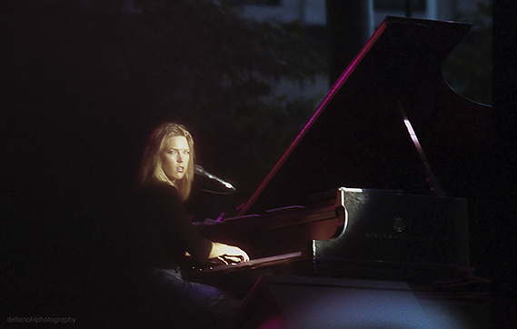 Diana Krall, Jazzfest in Clinton Square